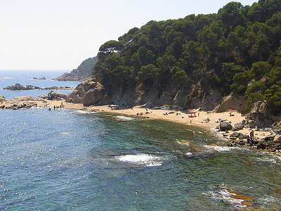 Cala El Crit Girona