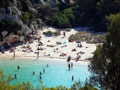 Cala Macarelleta - Minorca Island