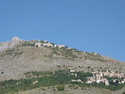 Calascio Commune & Roca Calascio Ruins
