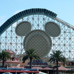 California Screamin' Mouse Ears