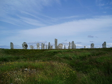 Callanish Stones Circle - Outer Hebrides - Scotland