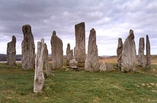 Callanish Stones - Outer Hebrides - Scotland