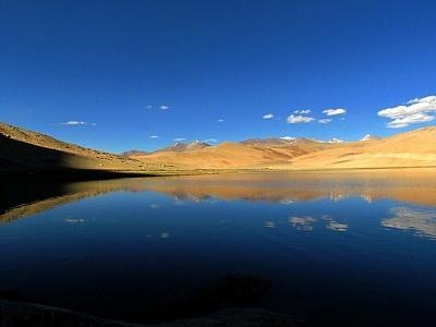 Calm Tso Moriri - Ladakh J&K
