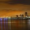 CA Long Beach Waterfront