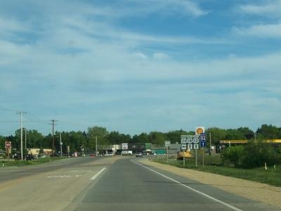 Cambridge Wisconsin W I S 1 3 4 South Terminus