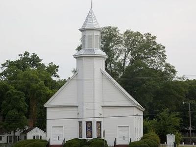 Camden  Associate  Reformed  Presbyterian  Church