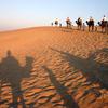 Camel Ride At Thar Desert