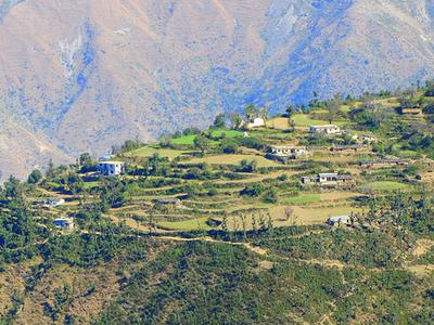 Camel's Back Village View