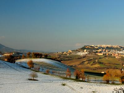 Panorama Of Camerino