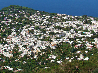 Campania  Capri