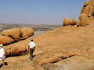Spitzkoppe Namib Camping Tour Photos