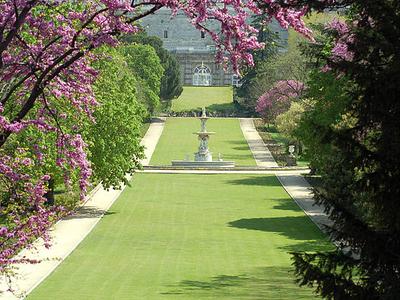 Campo Del Moro Royal Palace