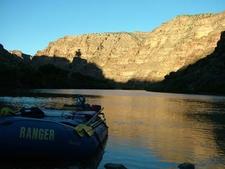Camp On Desolation Canyon