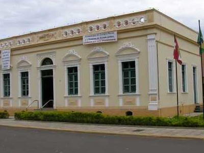 Casa Da Cultura - Campos Novos