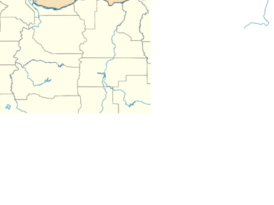 Camp Sherman Oregon Is Located In Oregon