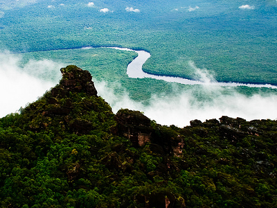 Canaima National Park Overview