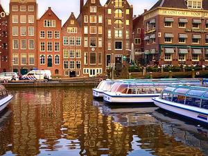 Canal Cruise + Entrance Xcold Icebar Amsterdam Photos