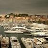 Cannes Harbour At Le Suquet