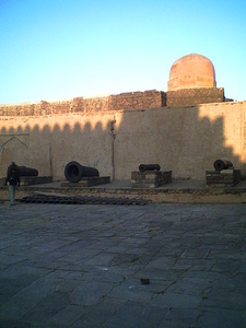 Cannons At Raisen Fort