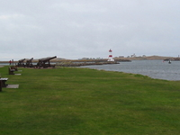 Pointe aux Canons Battery