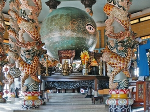 Small-Group Day Trip To Cao Dai Temple & Cu Chi Tunnels From Ho Chi Minh City Photos