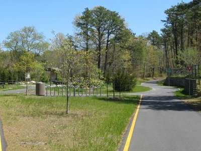 Cape  Cod  Rail  Trail  Rotary