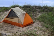 Cape Hatteras National Seashore - Oregon Inlet Campground - NC