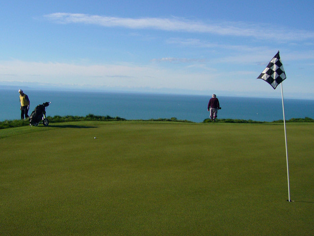 New Zealand Premium Golf Tour Photos