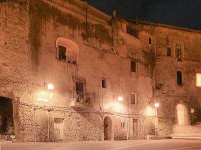 Capena Palazzo Frontage