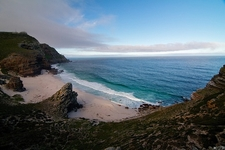 Cape Of Good Hope SA - Beach View