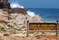 Cape Of Good Hope SA Table Mountain National Park