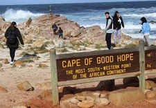 Cape Of Good Hope Visitors SA Cape Point Nature Reserve