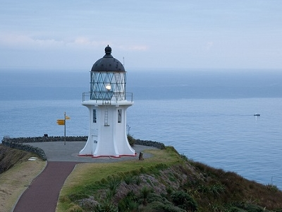 Cape Reinga Lighthouse @ Dawn - Northland