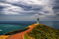 Cape Reinga Lighthouse - North Island NZ