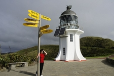 @ Cape Reinga Lighthouse Site - Northland NZ