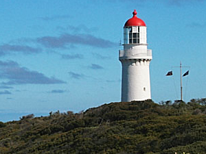 Faro de Cabo Schanck