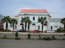 Cape Verde's National Historical Archives.