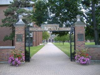 Capital  University  Drexel  Gate