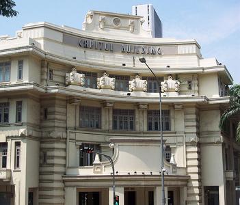 Capitaol Building - Downtown Singapore