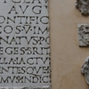 Inscription From The Arch Of Claudius
