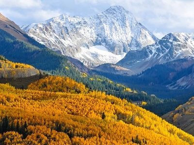 Capitol Peak - Colorado Elk Mountains