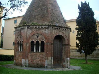 St. Agatha Chapel.