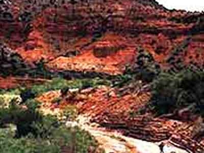 Caprock Canyons SP & Trailway