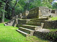 Caracol Mayan Royal Residence In Belize