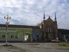 Caransebes Synagogue