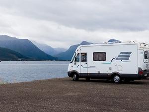 Caravan's Leisure by Sanota Walkers