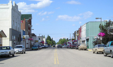 Carberry Main Street