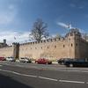 Cardiff Castle Walls