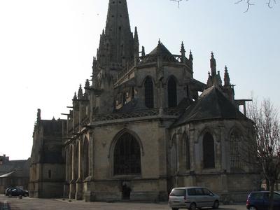 Carentan Church
