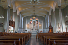 Nave Of Carlow Cathedral